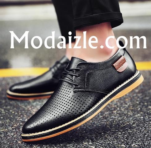 Erkek Yazlık Ayakkabı Modelleri 2017