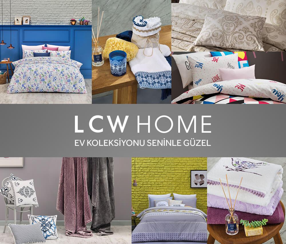 Lcw Home 2017 İndirim Günleri