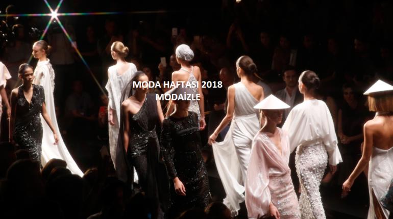 2018 İstanbul Moda Haftası
