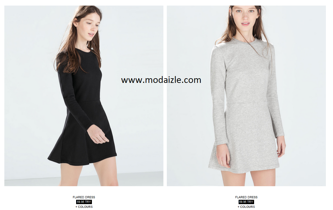 Zara 2015 Kadın Yılbaşı İndirimi (2)
