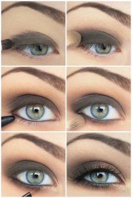 Buğulu Gözler Makyaj Nasıl Yapılır Yapılışı