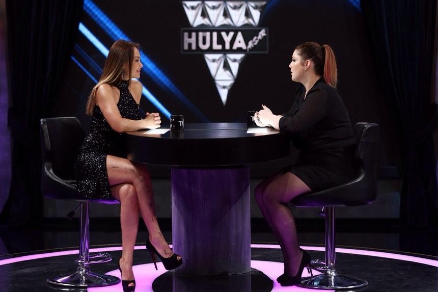 Hülya Avşar Show Pelin Öztekin Nasıl Zayıfladı