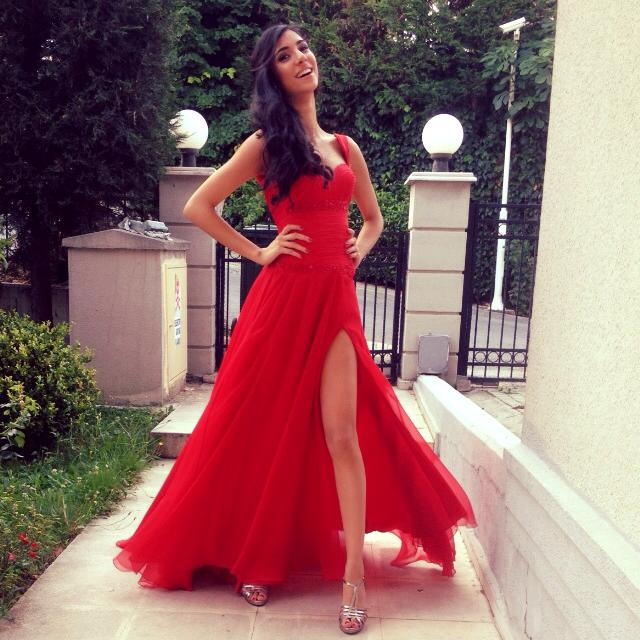 Miss Turkey Elidor 2015 DİCLE BERFİN ARAS
