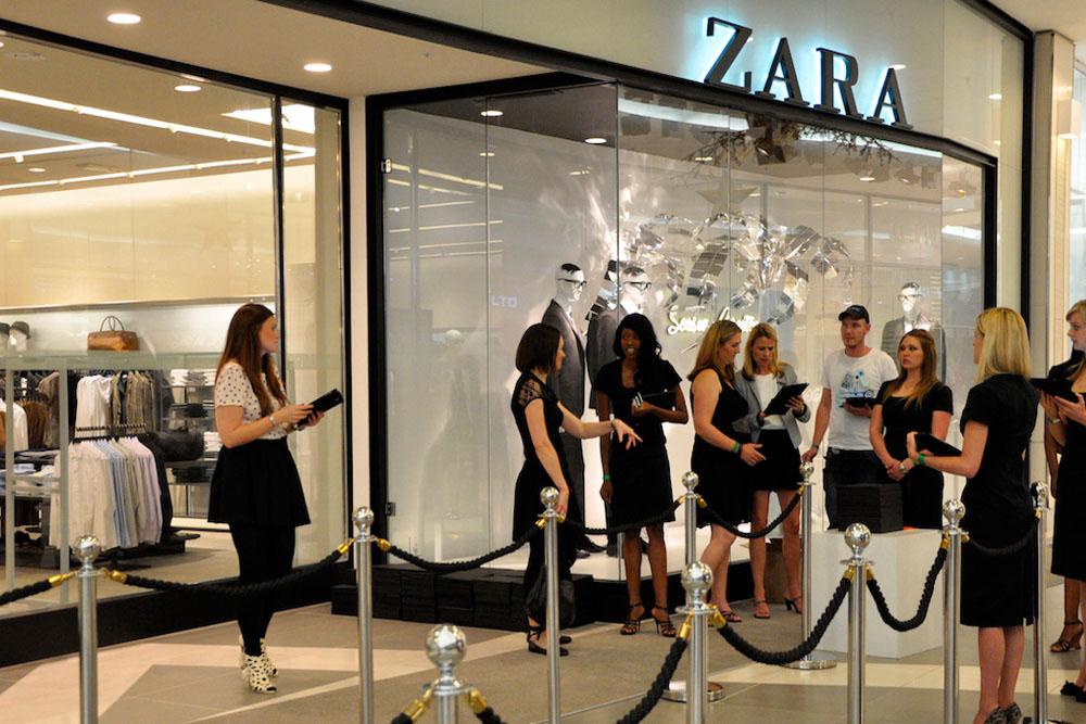 Zara 2020'de çok indirimli